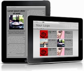 iBuildApp ScreenShot of iPad Apps