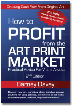 Book Cover How to Profit from the Art Print Market