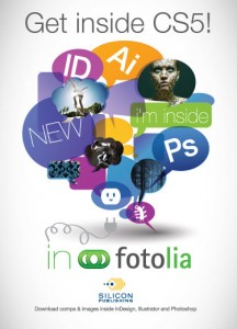 Fotolia and Silicon Publishing Plug In for Adobe CS5