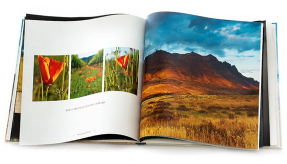 Use Premium Photo Books from Shutterfly as Portfolio Books