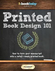 CoverPrintedBookDesign101