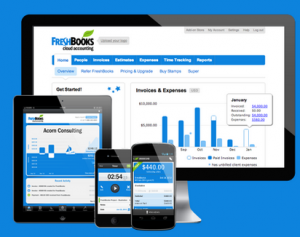 FreshBooksSoftware