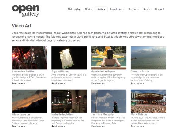 OpenGalleryScreenshot