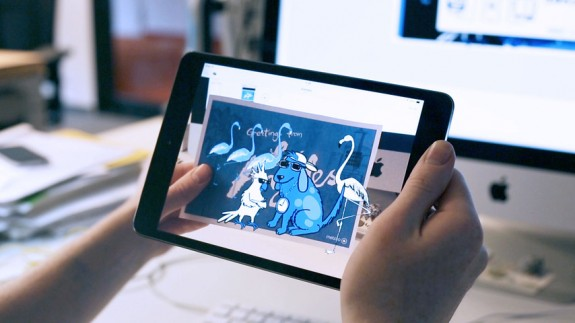 Metaio Augmented Reality Creator plug-in for Adobe InDesign