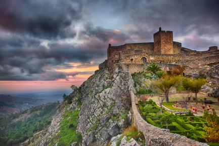 Castelo Marvao by Harold Davis