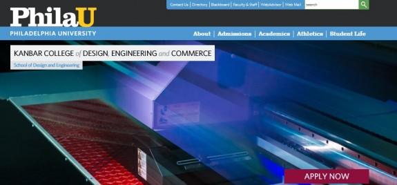 PhilaUCollegeofDesignEngineeringCommerce