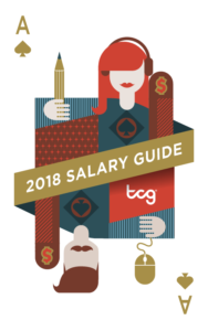 The Creative Group 2018 Salary Guide